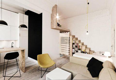 10 Mini Appartamenti Dove Vivere Con Stile