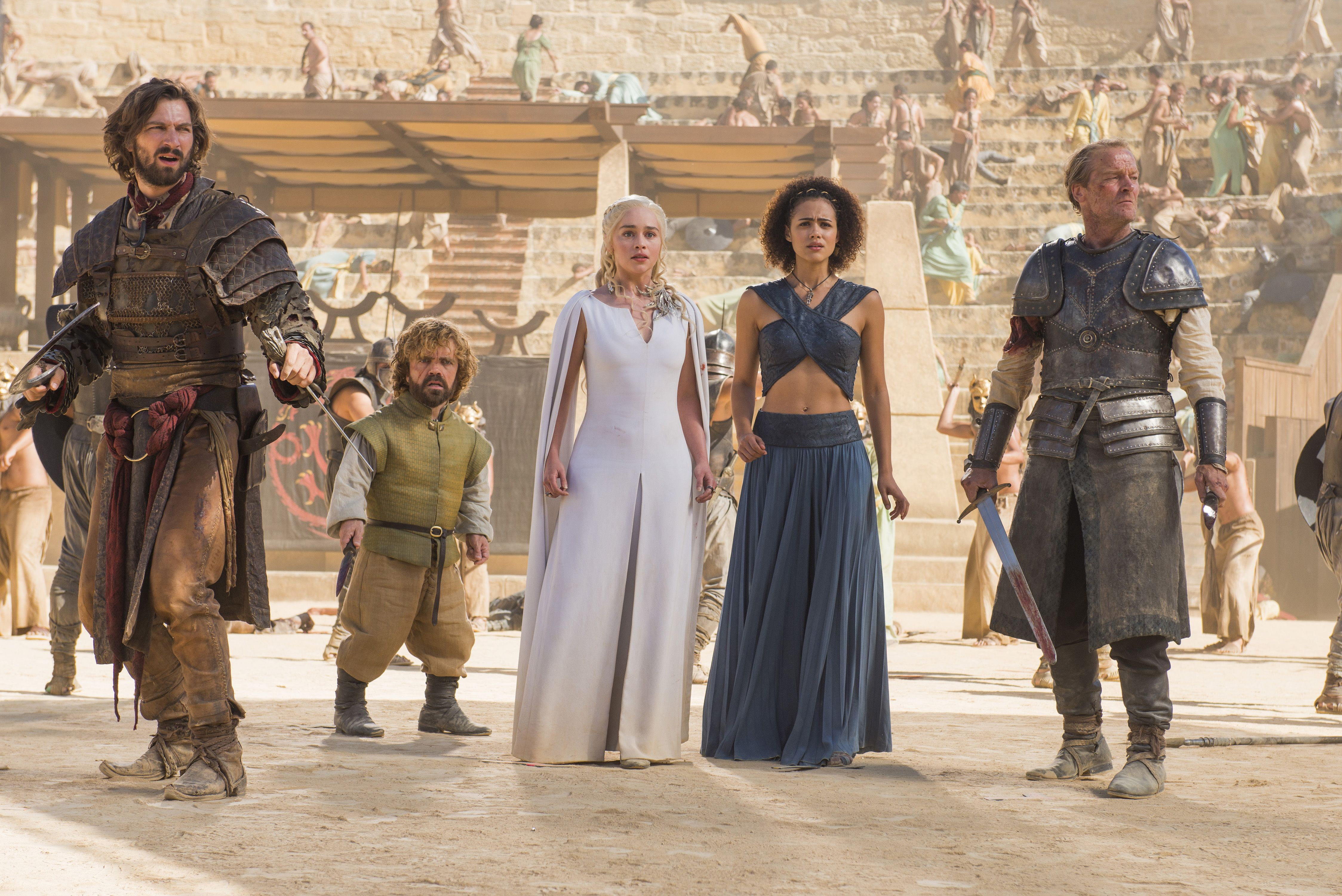 The Craziest 'Game of Thrones' Fan Theories