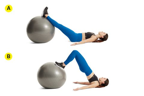 Swiss ball, Ball, Ball (rhythmic gymnastics), Exercise equipment, Physical fitness, Arm, Pilates, Medicine ball, Leg, Exercise,