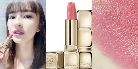 Pink, Cosmetics, Product, Skin, Red, Beauty, Cheek, Lipstick, Lip, Tints and shades,