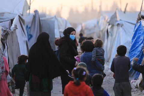 nabiha taha syrian conflict