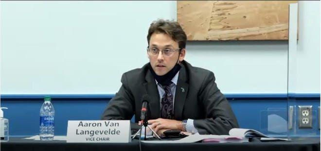 Aaron Van Langevelde Has More Spine Than the Entire Republican Caucus in Congress
