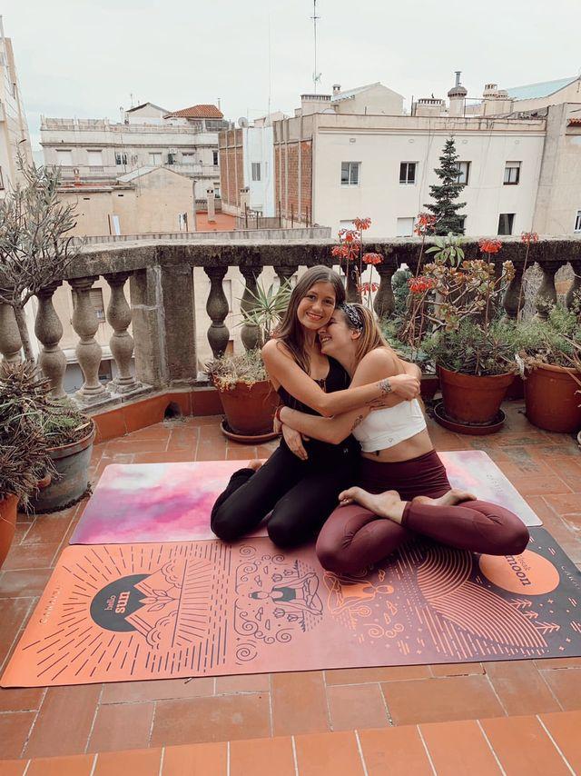 esterillas de yoga caraibi
