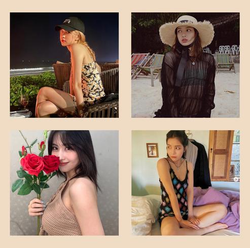 twiceからblackpinkまで! kpopアイドルのリゾートワンピース&トップを大追跡