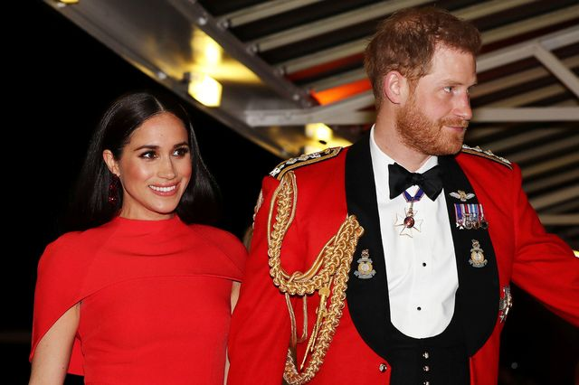2dg2ba2 file photo dated 070320 of the duke and duchess of sussex the duke of sussex has launched a libel case against the publisher of the mail on sunday over a story claiming he had fallen out of touch with the royal marines