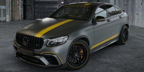 Mercedes-AMG GLC 63 S Coupé Manhart