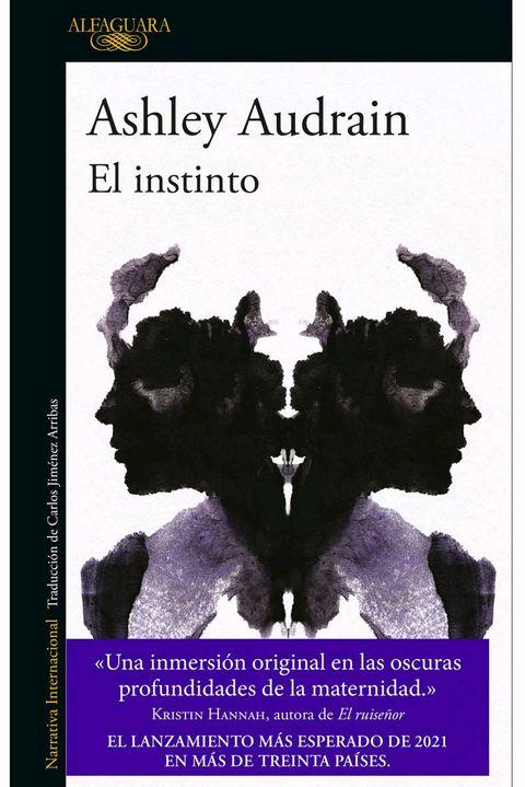 portada libro el instinto