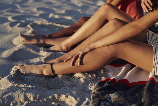 piernas morenas verano