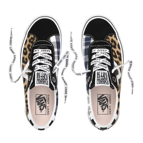 La última colección de zapatillas Vans x Sandy Liang son una ...