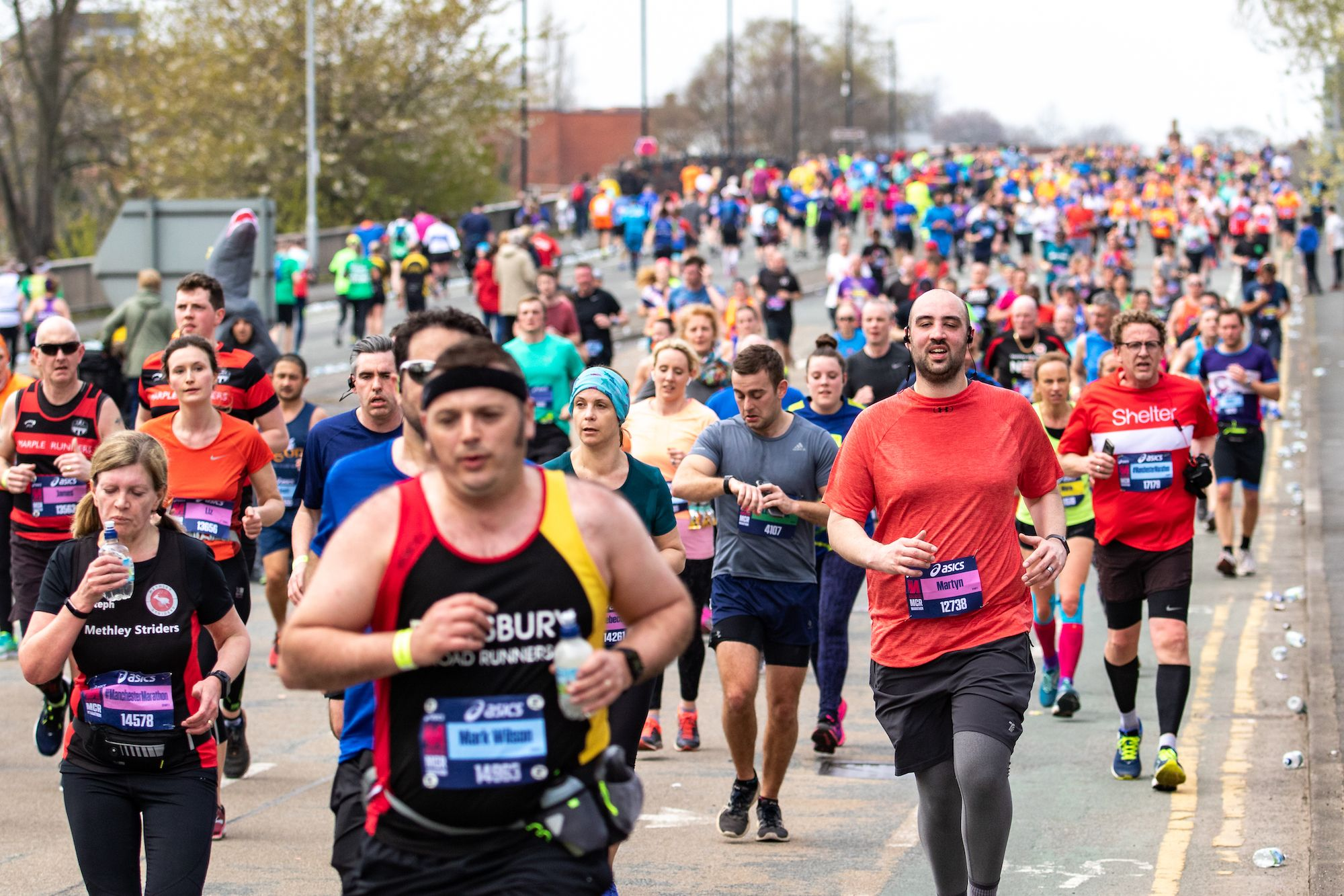Runners who had signed up for cancelled English Half Marathon offered free places in this race