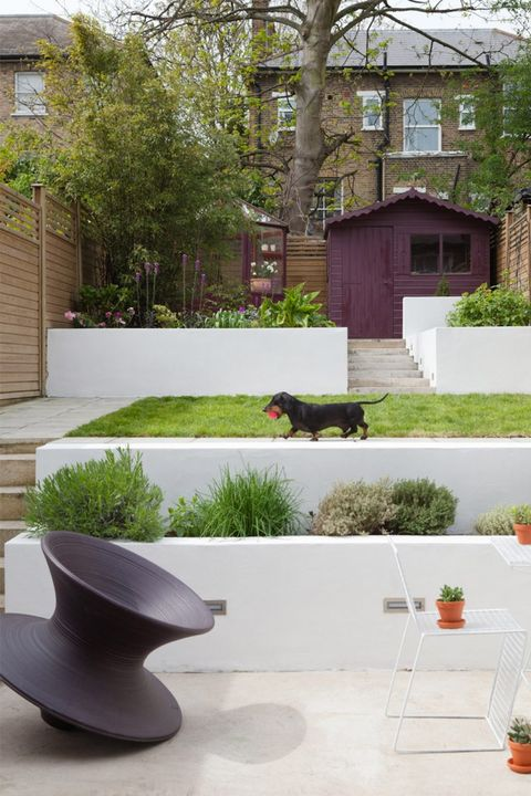 29 Small Backyard Ideas - Simple Landscaping Tips for ... on Small Landscape Garden Design  id=79308