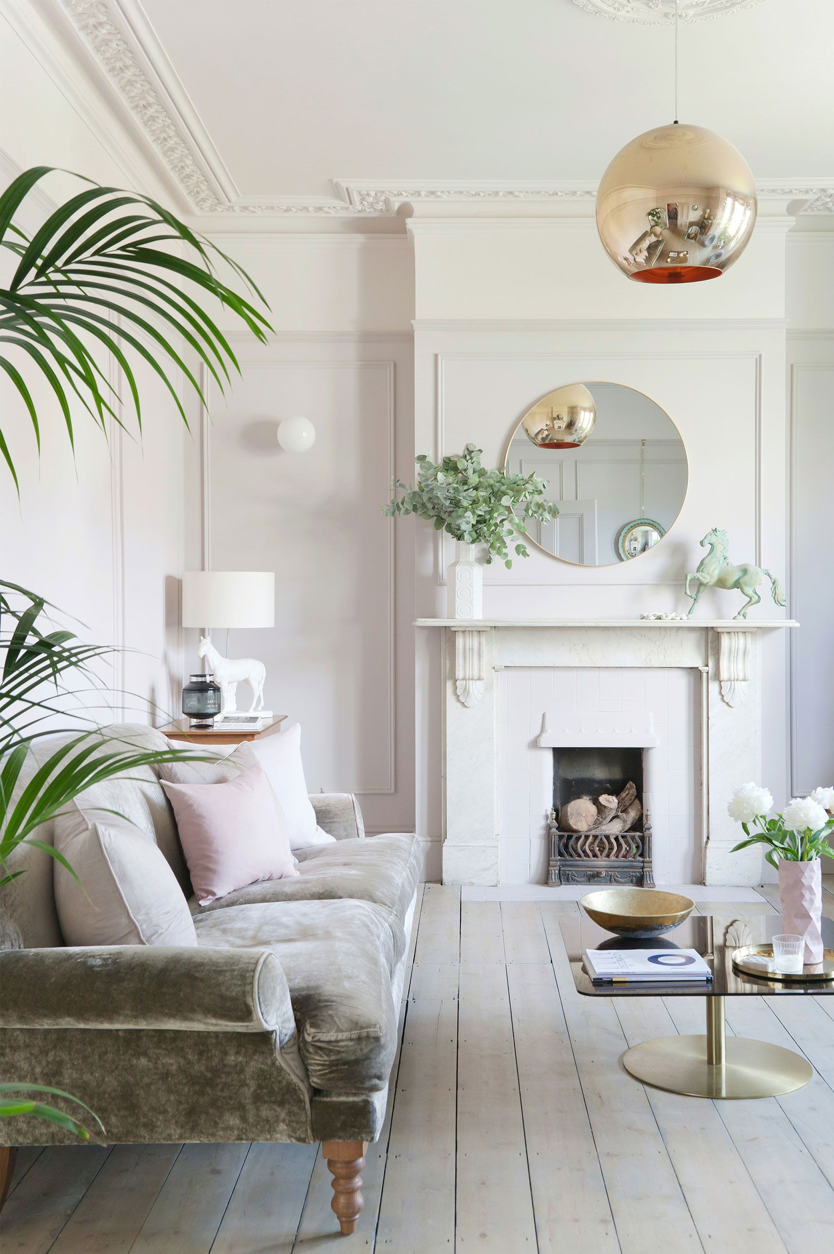 Good 50 Fresh Spring Decorating Ideas To Usher In The New Season