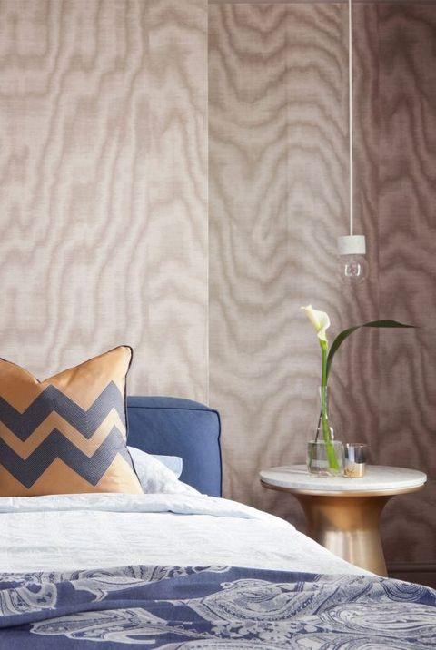 20 Modern Wallpaper Ideas to Shop - Bold Wallpaper Trends and ...