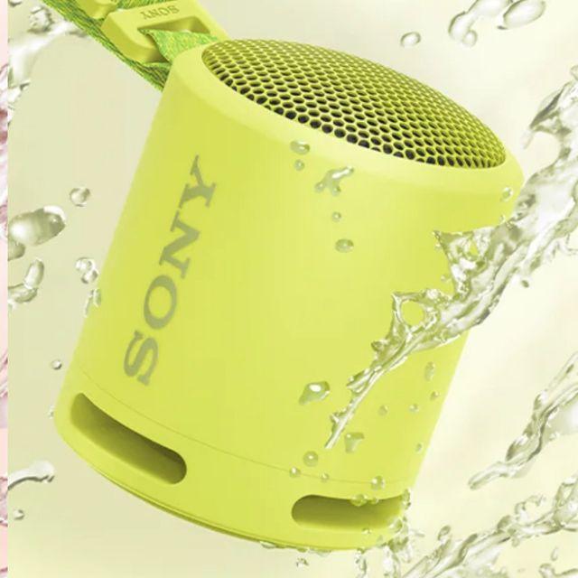 sony最新可攜式無線藍牙喇叭登場!sony srs xb13讓你隨時輕鬆享受完美音樂饗宴