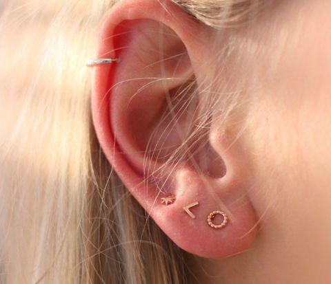 kleine-oorbellen