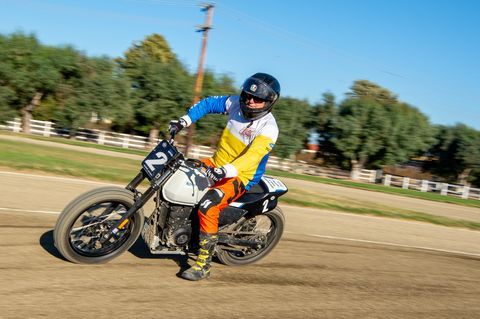 learn how to flat track like a pro