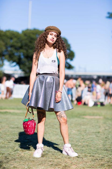 White, Photograph, Clothing, Street fashion, Fashion, Blue, Footwear, Snapshot, Summer, Shoe,