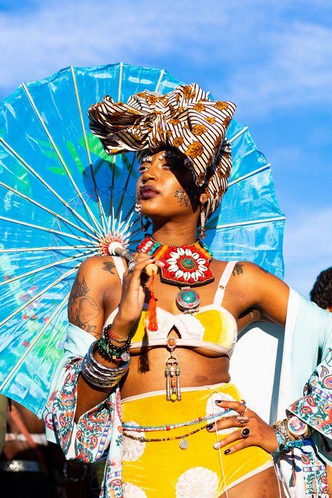 Afropunk Brooklyn Street Style 2018