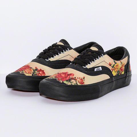 29e2861473b7 Supreme x Jean Paul Gaultier Collaboration Vans Era and Chukka Sneakers