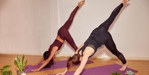 """""""I took up yoga for a month to see if it would help my anxiety"""""""