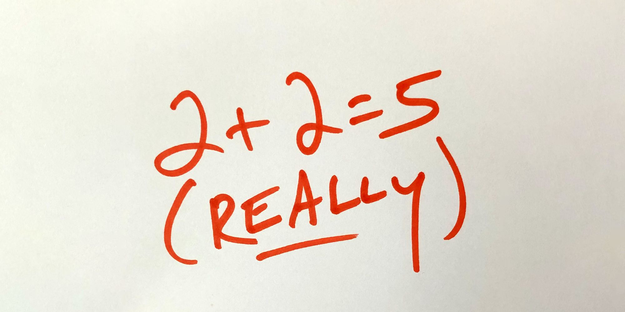 Why Some People Think 2 2 5 Controversial Math Problem