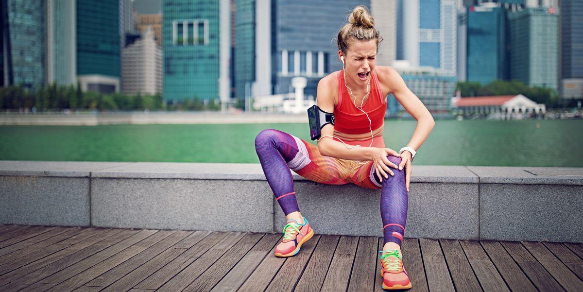 Lo que tienes que saber si sufres de la rodilla al correr