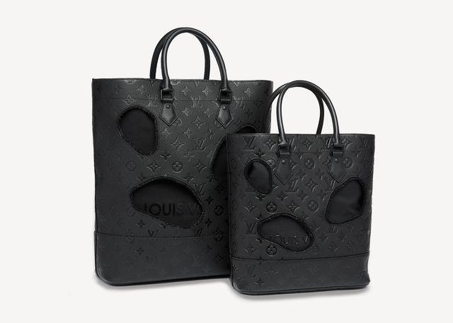 ルイ・ヴィトン、川久保玲とのコラボレーションによるバッグを 新たに誕生する銀座並木通り店のオープンにあわせて発売
