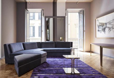 Floor, Interior design, Room, Wood, Flooring, Wall, Furniture, Living room, Couch, Ceiling,