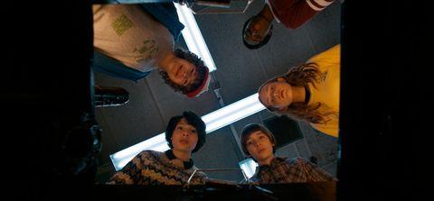 Las mejores series de Netflix: Stranger Things