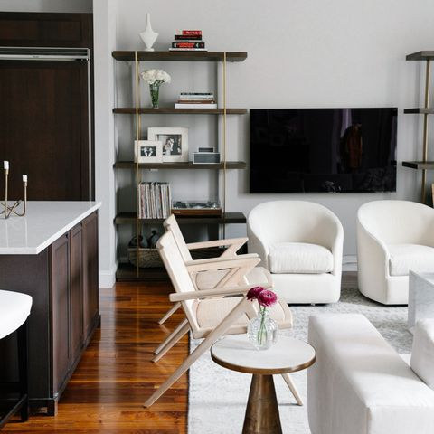 Room, Furniture, Interior design, Property, Living room, Floor, Building, Table, House, Wall,