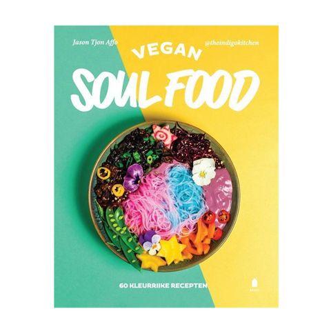 vegan soul food kookboek van jason tjon affo
