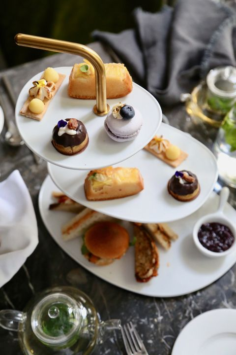 Cafe Forty One - best vegan afternoon teas