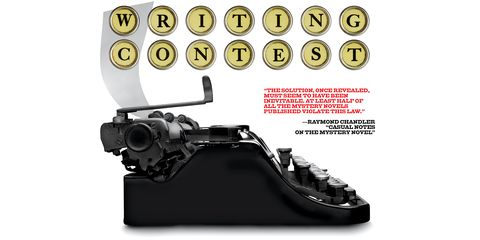 noir story writing contest