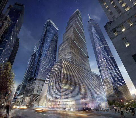 Metropolitan area, Skyscraper, Tower block, Landmark, Architecture, Building, Metropolis, Tower, City, Sky,