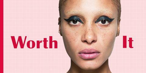 Face, Eyebrow, Cheek, Skin, Hair, Nose, Lip, Forehead, Chin, Head,