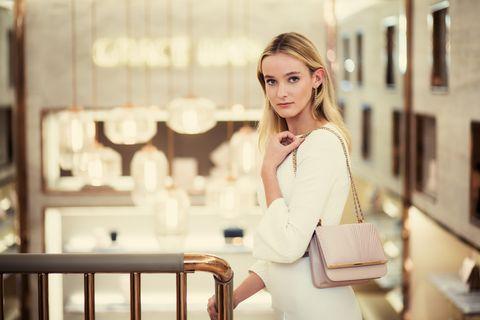 凱特王妃御用「情書包」小巧典雅超生火!英國頂級皮革品牌打造皇室高貴氣質