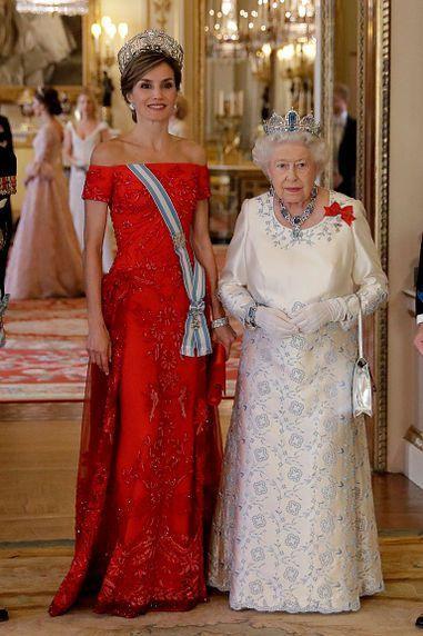 西班牙女王,西班牙女皇