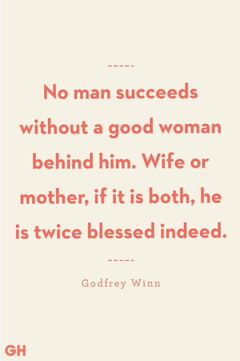 mother son quote from godfrey winn