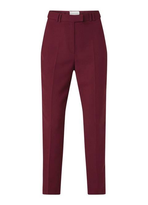 Clothing, Trousers, Maroon, Pocket, Active pants, Jeans, sweatpant, Sportswear,