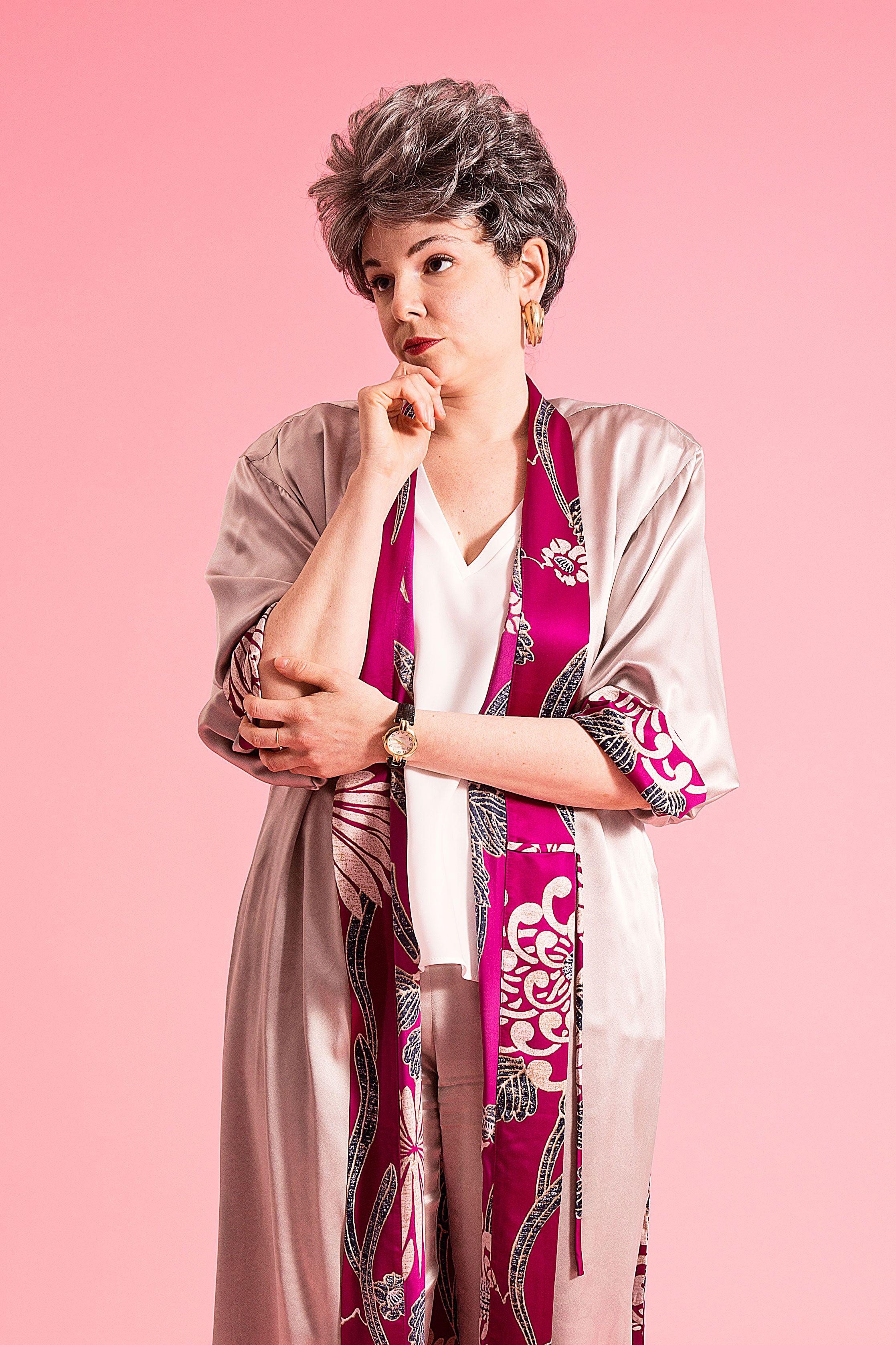 image  sc 1 st  Cosmopolitan & 4 Women Dress Up as Golden Girls