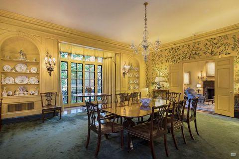 David Rockefeller House