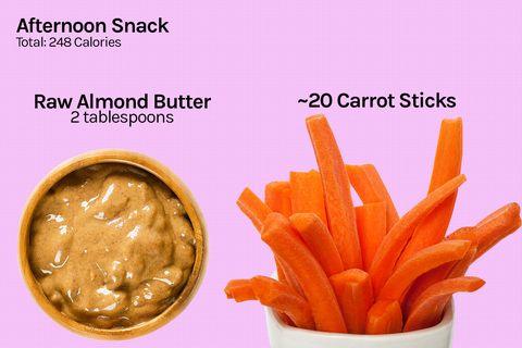 Paleo snack 1500 calories