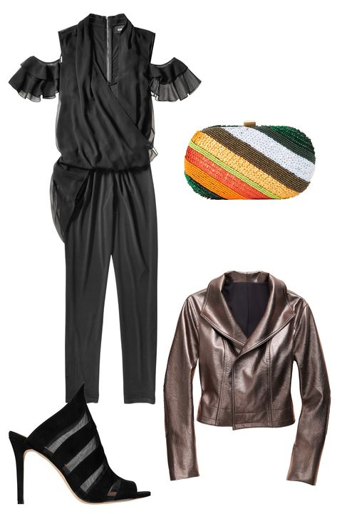 Clothing, Green, Outerwear, Sportswear, Suit, Footwear, Sleeve, Trousers, Rain suit, Costume design,