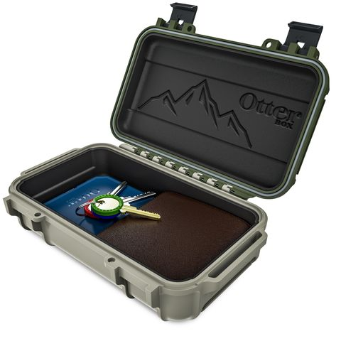 Suitcase, Technology, Tackle box, Fishing, Electronic device, Recreation, Case, Rectangle, Baggage, Fashion accessory,