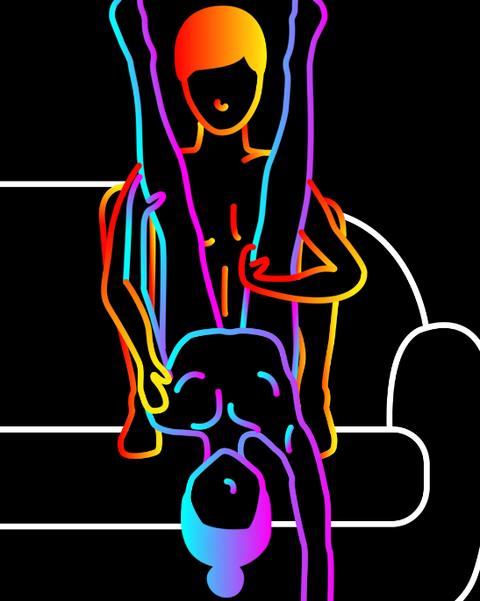 Neon, Graphic design, Illustration, Font, Magenta, Neon sign, Art, Visual arts, Graphics,