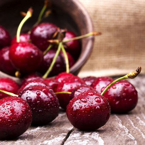 Cherry, Fruit, Natural foods, Food, Plant, Superfood, Cranberry, Berry, Tree, Black cherry,