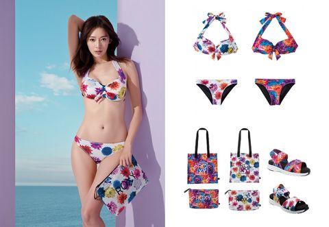 Clothing, Swimwear, Bikini, Swimsuit bottom, Swimsuit top, Undergarment, Maillot, Lingerie,