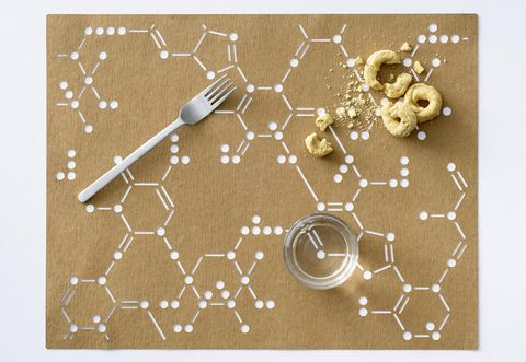 Product, Circle, Beige, Chemical compound, Brass, Home accessories, Silver,