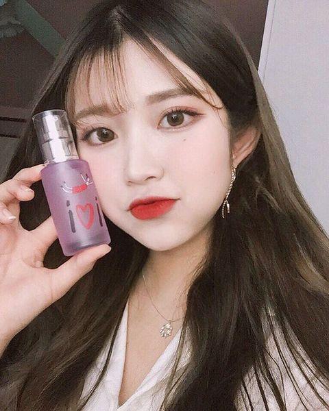 Lip, Hair, Face, Skin, Beauty, Cheek, Eyebrow, Product, Pink, Lipstick,
