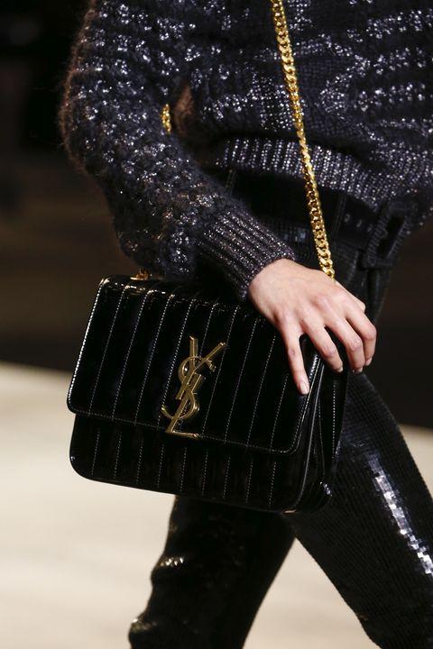 Fashion, Street fashion, Handbag, Fur, Bag, Shoulder, Design, Fashion accessory, Tartan, Leather,